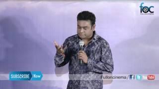 AR Rahman at Kaatru Veliyidai Audio Launch - Fulloncinema