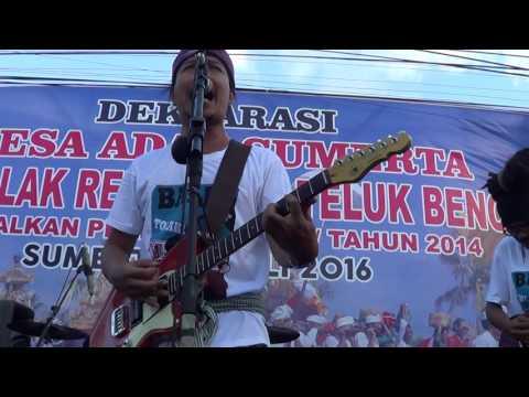 Navicula - Saat Semua Semakin Cepat, Bali Berani Berhenti. (live)