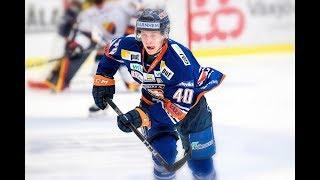 Elias Pettersson - Next Superstar Swede - [2017-2018 SHL Points Leader]