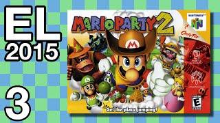 Extra Life 2015 #3 - Mario Party 2