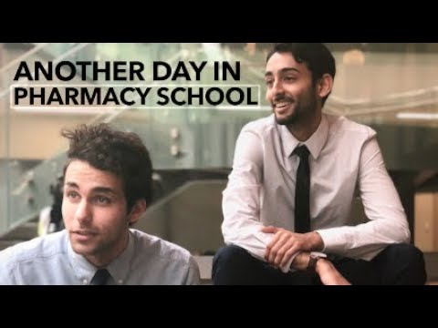 PHARMACY STUDENT VLOG 07: Another day another dollar
