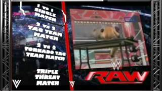 WWE RAW 2015 PC game Start Up