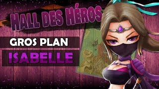 GROS PLAN ISABELLE - Summoners War