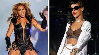 Beyoncé vs Rihanna- Style Battle