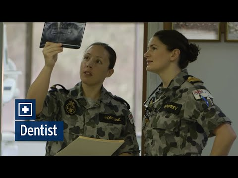Navy - Dental Officer - Shannon