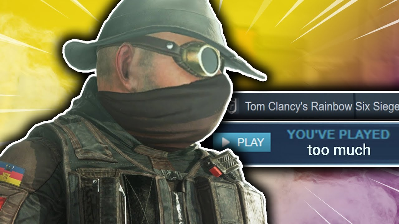 I can't stop playing Rainbow Six Siege... thumbnail