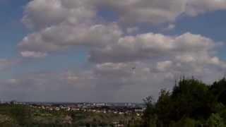 1er vol du FISH Némo d'Icare au-dessus du Lac Kir (21 Dijon)
