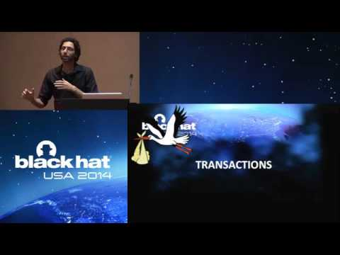 Black Hat USA 2014 - Exploit: Bitcoin Transaction Malleability Theory in Practice