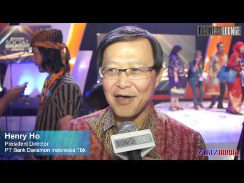 Henry Ho, President Director PT Bank Danamon Indonesia - Good Business Plan