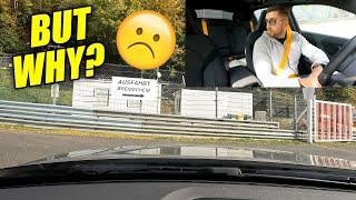 Track Exit Only, N๐ Entrance :( / Nürburgring Speedlimit Explained