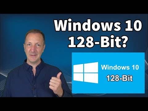 Will There Be A Windows 10 (128-bit)