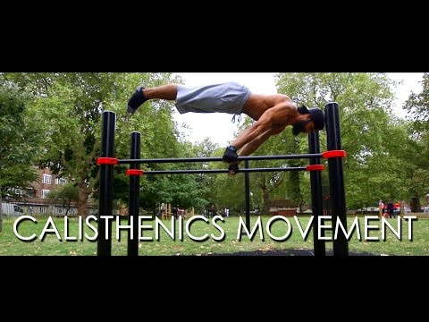 PARK DISTRICT PRESENTS: CALISTHENICS MOVEMENT