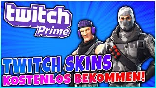 Get TWITCH PRIME SKINS FOR FREE! ✅ Complete guide! 🔥 Fortnite Battle Royale