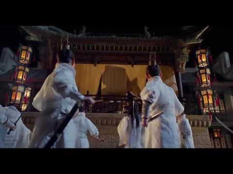 SWORD MASTER  2016 Martial Arts Movie  Peter Ho, Mengjie Jiang, Yiyan Jiang