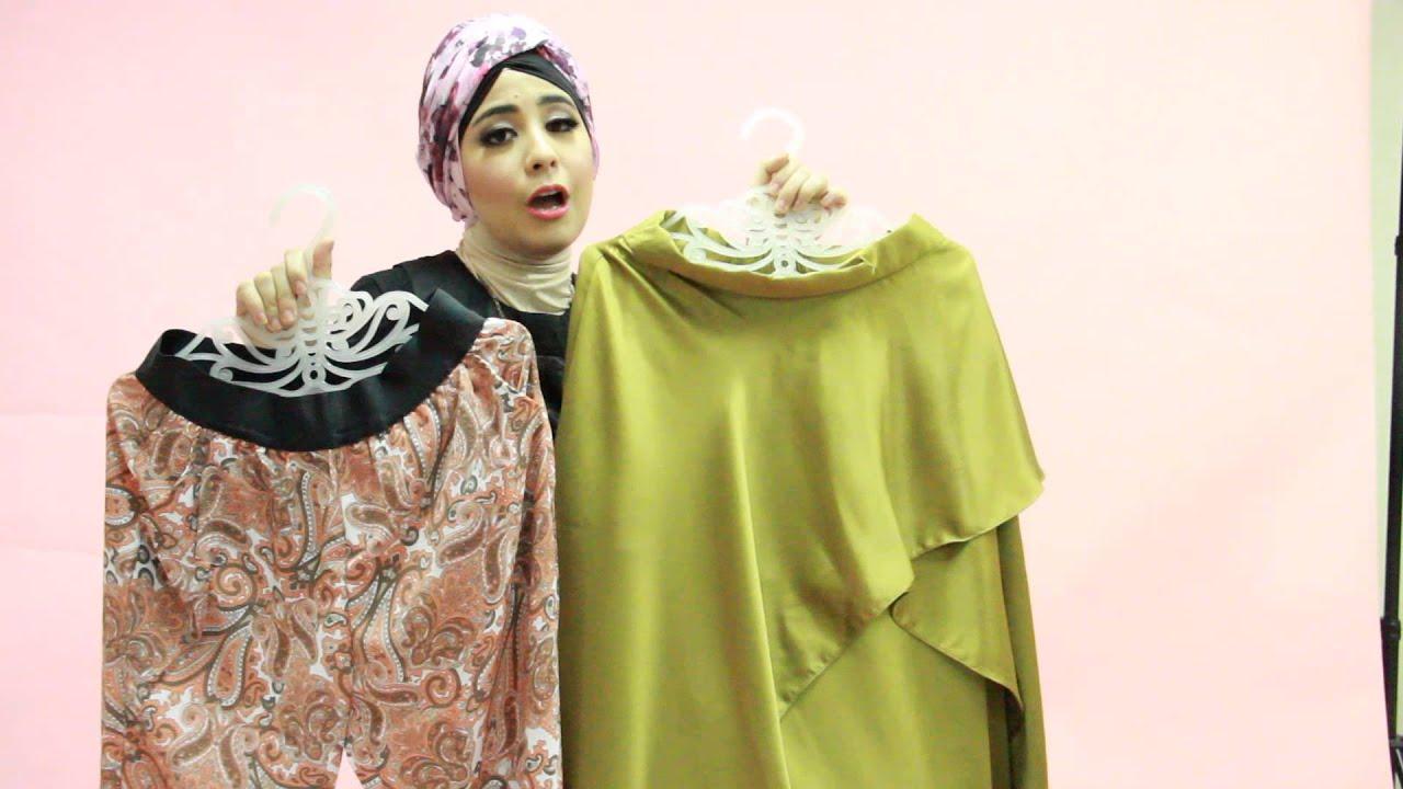 Risty Tagor By PinkEmma Bantu Pilih Busana Muslim YouTube