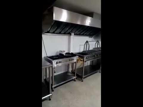 Montaje de Restaurante Carnes La OIBANA Centro Abastos de Bucaramanga