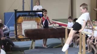 2016 05 Лев Гимнастика 3 место