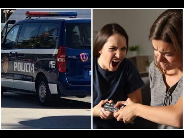 """Pse ke veshur bluzën time,"""" kapen për flokësh dhe grushte mes dy motrave, përfundojnë në polici"""