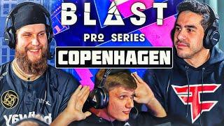 ЛУЧШИЕ МОМЕНТЫ CS:GO BLAST Pro Series Copenhagen 2019