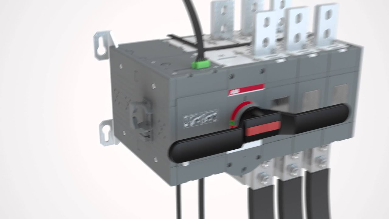 Transfer Switches Otm10003200 A Easy Installation Of Accessories Ati Switch Wiring Diagram Youtube