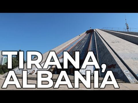 Exploring around Tirana, Albania! | Travel Vlog