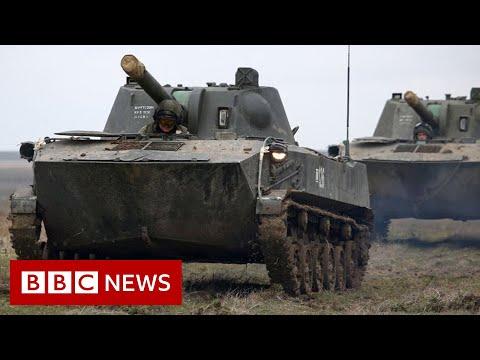 Ukraine-Russia tensions - BBC News