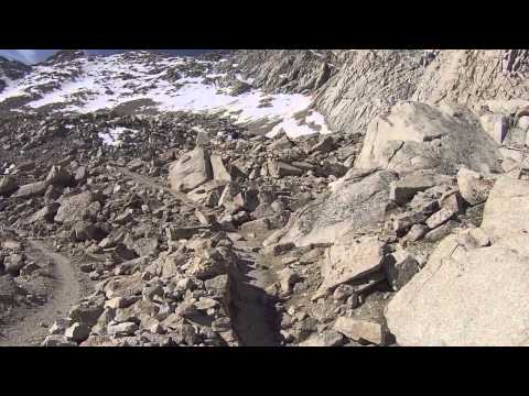 Mt Whitney Day Hike, June 15, 2015, Part 1