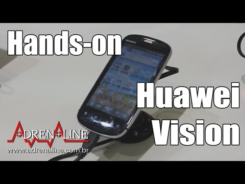 Hands-on do Huawei Vision