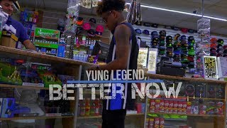 Yung Legend - Better Now (Official Music Video) shot by @DjBruceBruce