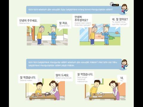 Belajar Bahasa Korea   Perbandingan antara Bahasa Indonesia dan Bahasa Korea