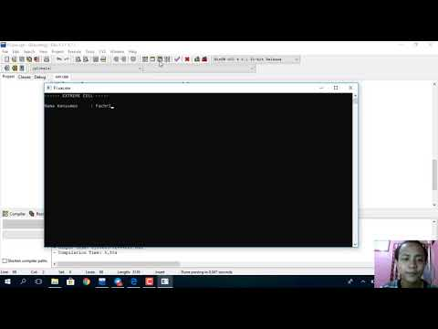 Membuat Aplikasi Sederhana Menggunakan C++