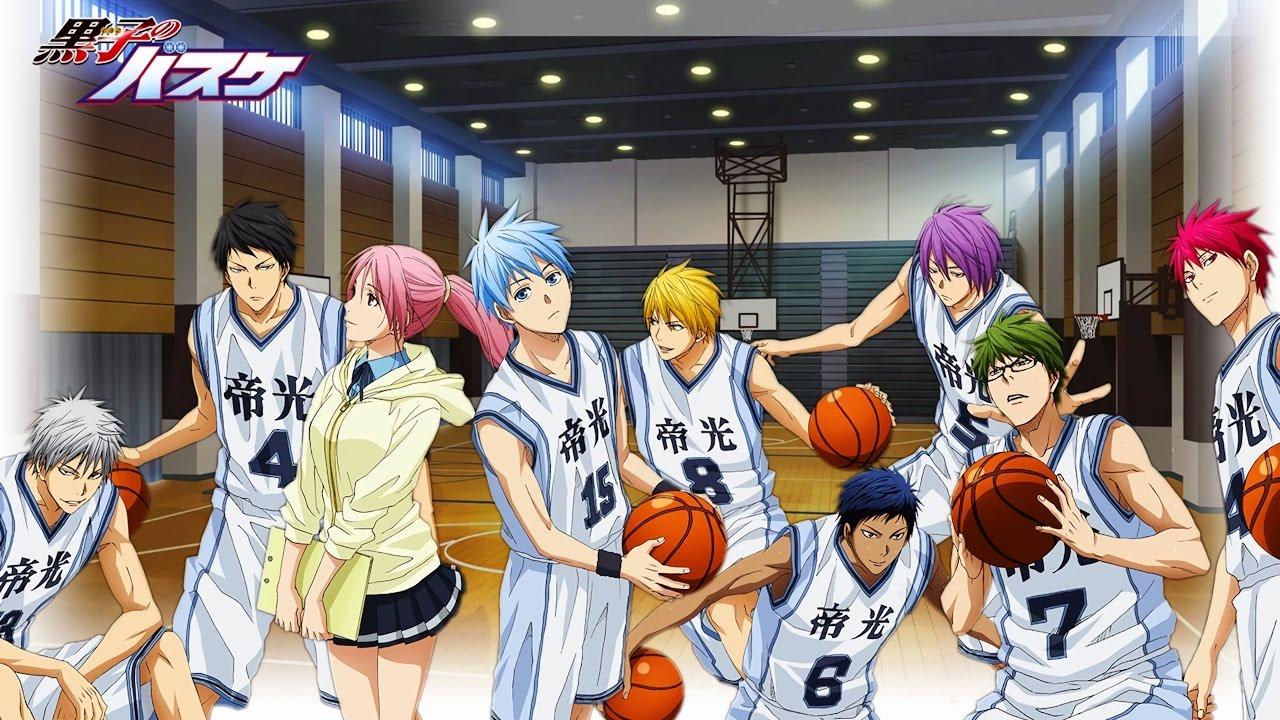 Kuroko No Basket Folge 1