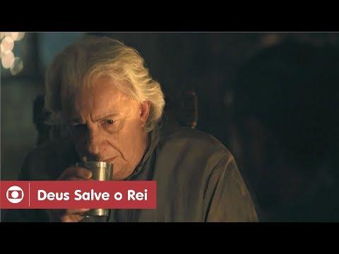 Deus Salve O Rei: capítulo 134 da novela, quinta, 14 de junho, na Globo