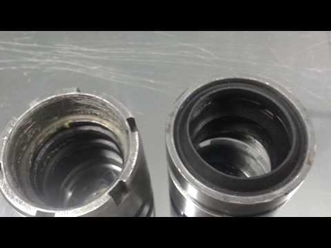Замена сальников вилки мотоцикла Восход