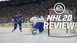 NHL 20 Review - Lacing 'Em Up For 2020 (Video Game Video Review)