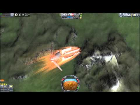 KSP: Building and testing an ICBM