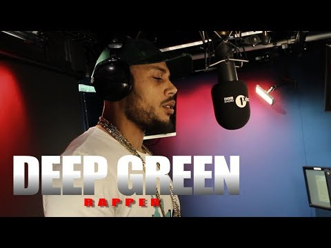 Deep Green - Fire In The Booth