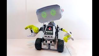 Meccano M.A.X.  Robot Review