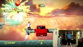 Experienced (Kinect Joy Ride)