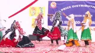 HD Salhwas Annual Function 2013 Haryanvi Song