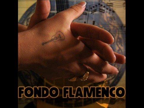 fondo flamenco letra mi: