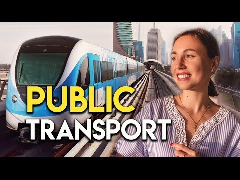 Cost Of Public Transport In Dubai. How To Travel On A Budget.