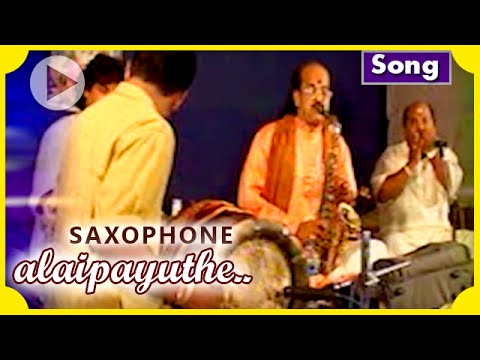 Alaipayuthe - a Classical Instrumental Saxophone Concert by Dr Gopalnath