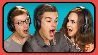 YOUTUBERS REACT TO CRAZY ESTONIAN RAP VIDEOS (TOMMY CASH)