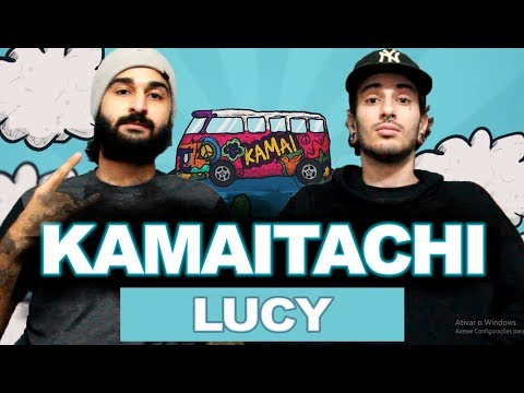 K a m a i t a c h i - Lucy (Prod.E4Gl3) | REACT / ANÁLISE VERSATIL thumbnail