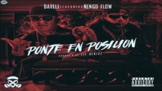 ponte en posicion   darell ft    engo flow  original   con letra     reggaeton trap 2016      like