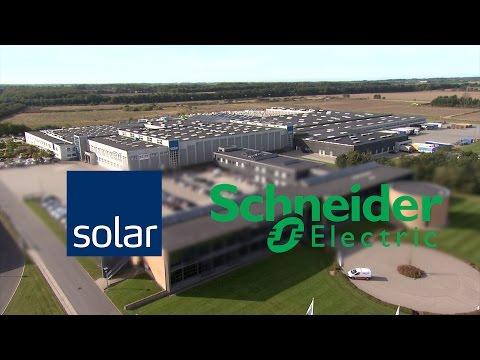 Solar Industri og Schneider Electric præsenterer