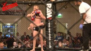 RAW MMA Paddy Pimlett VS Scott Gregory SHAREFIGHT.COM