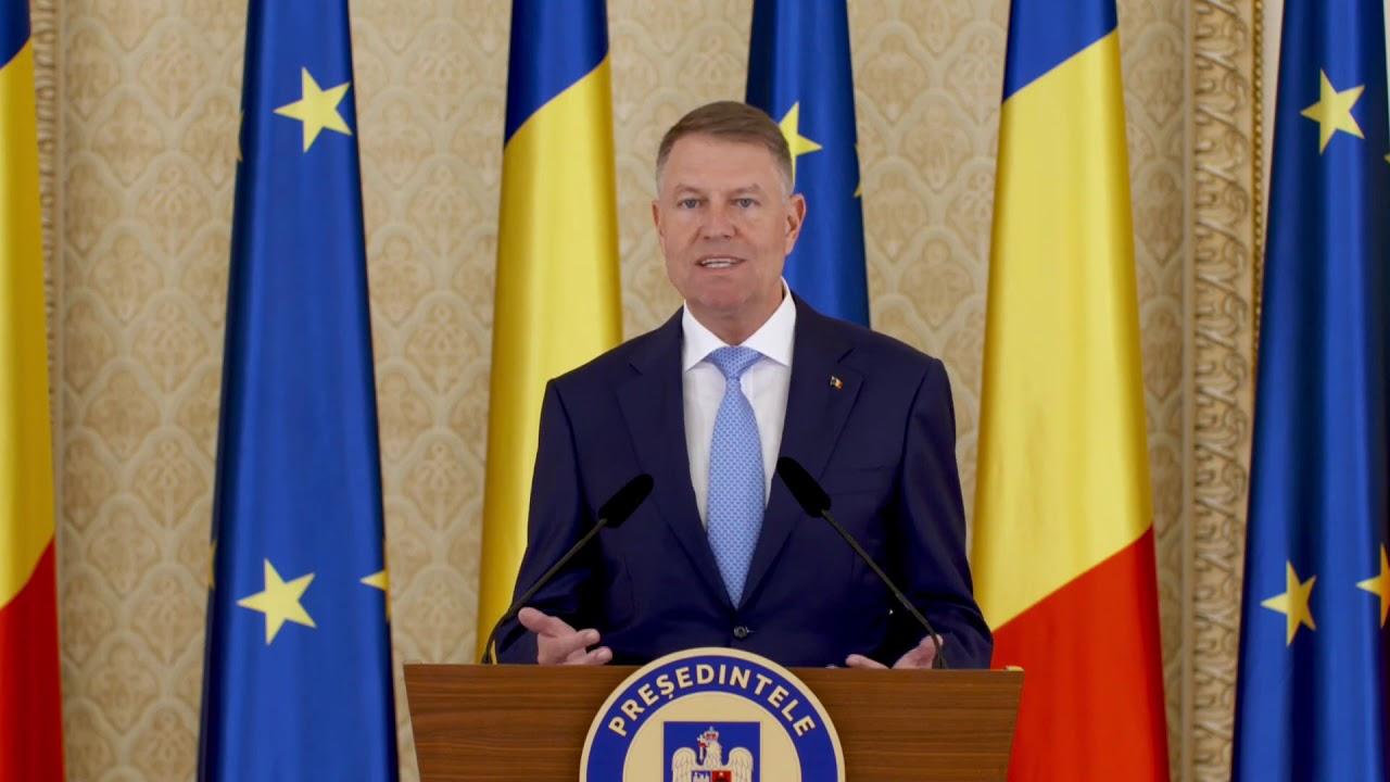 Klaus Iohannis decretează stare de urgență în România