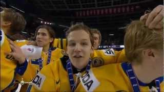 Mika Zibanejads mål mot Ryssland (Ryska kommentatorer)